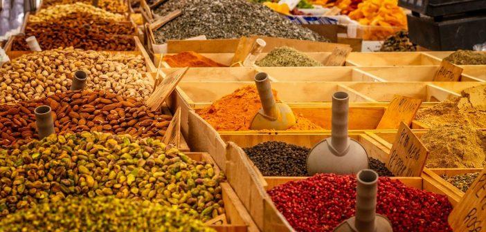 Top5 des meilleures épices pour une bonne santé physique